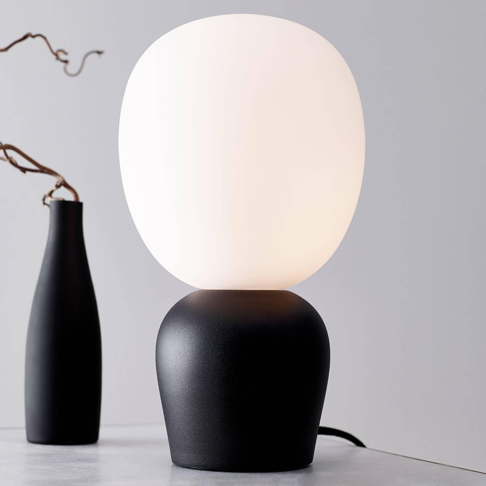 Tafellamp Buddy, zwart