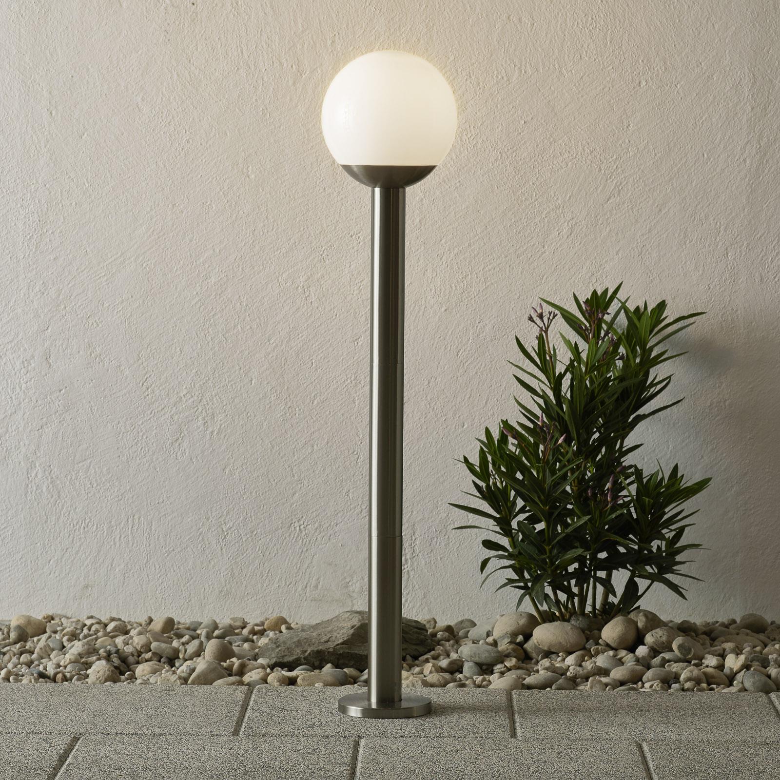 EGLO connect Nisia-C LED-gånglampa