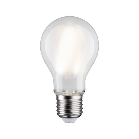 Paulmann LED-Lampe E27 9W 4.000K matt dimmbar