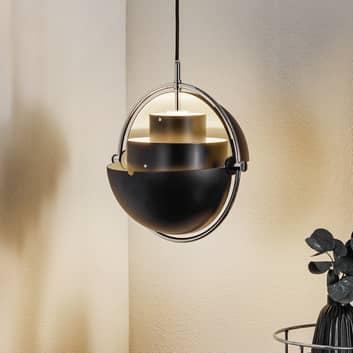 GUBI Multi-Lite hængelampe 25,5 cm stel i krom