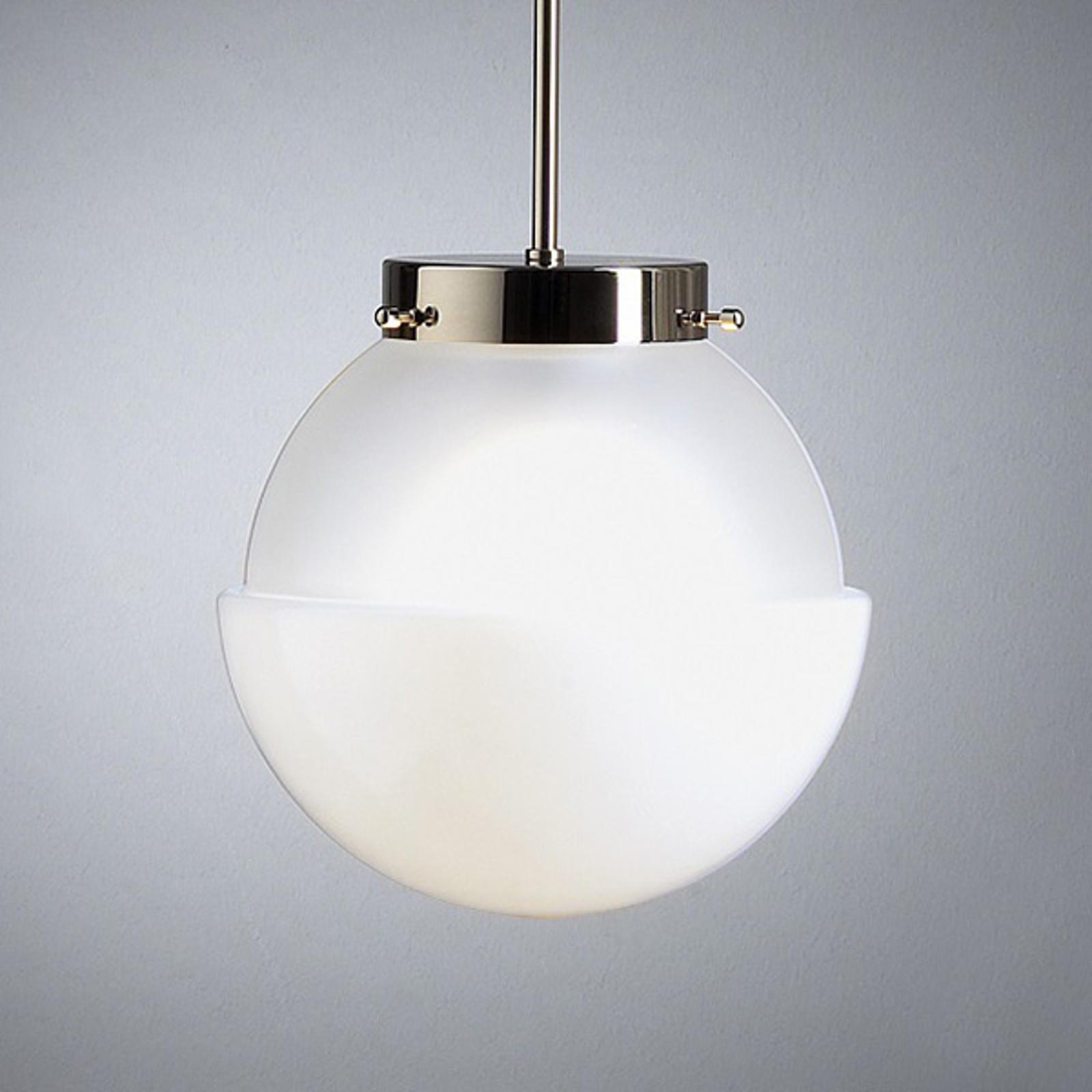 TECNOLUMEN HMB 29 - lampa wisząca szkło opalowe