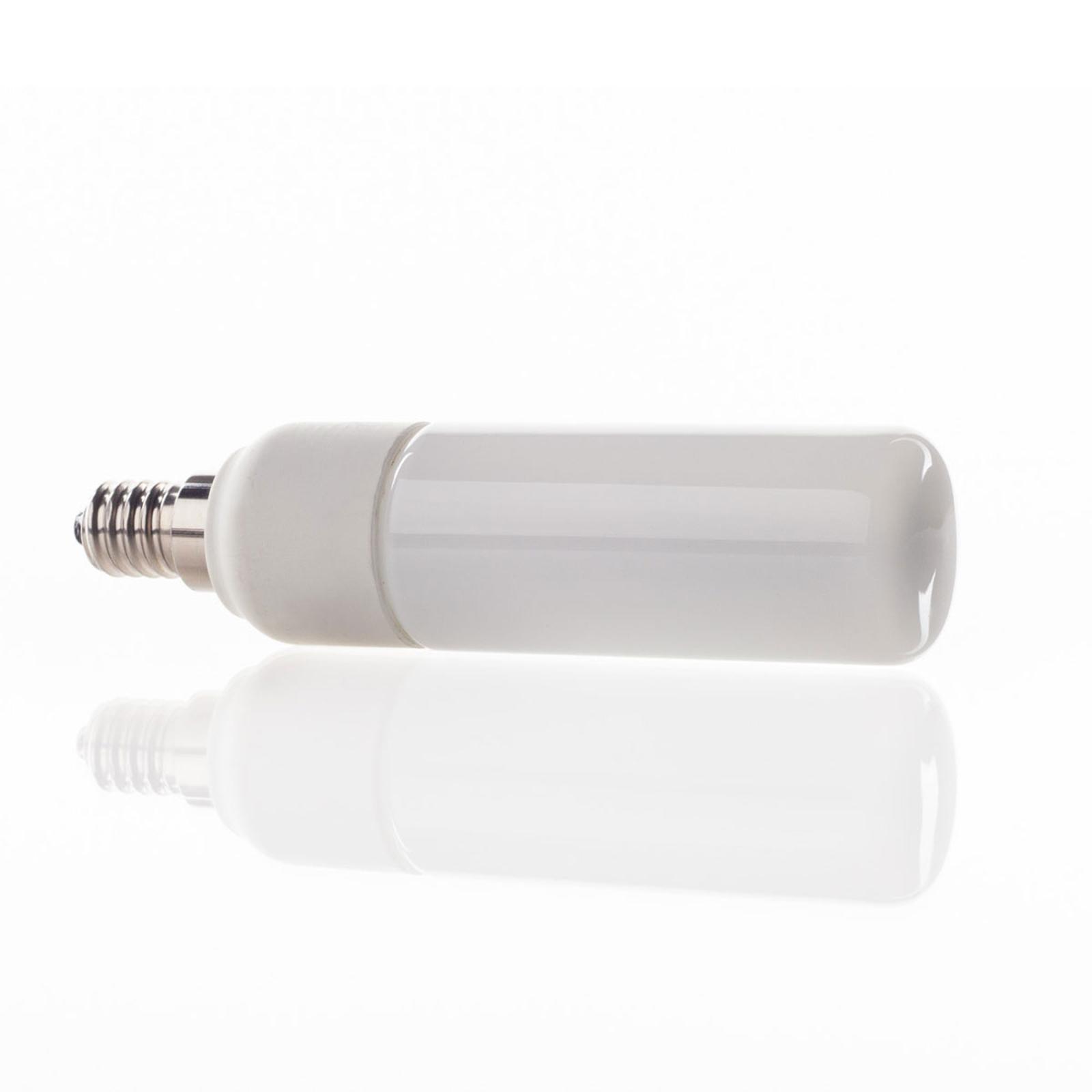E14 5W LED-pære i rørform