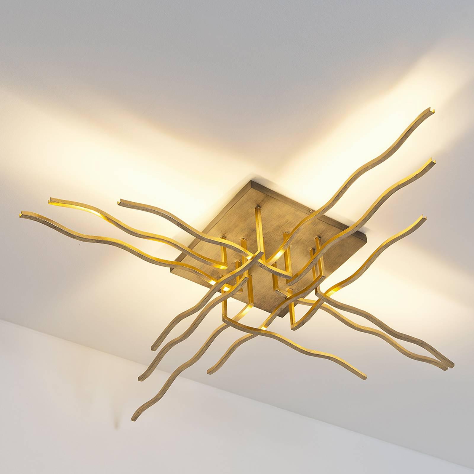 Buffet - indirect verlichtende LED plafondlamp