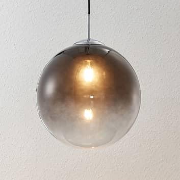 Lindby Robyn skleněné závěsné světlo, jednožár.