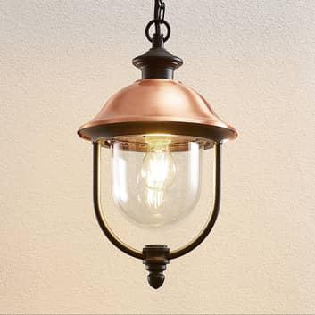 Lindby Clint udendørs hængelampe