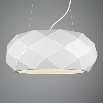 Hanglamp Zandor, wit