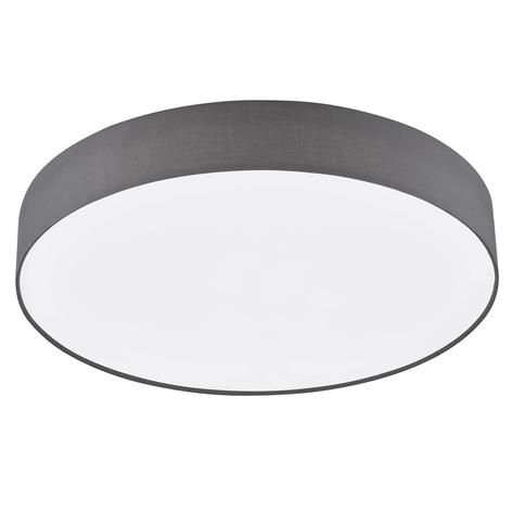 Schöner Wohnen Pina plafoniera LED, grigio scuro