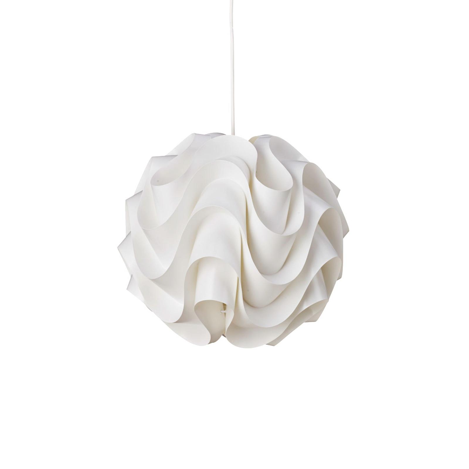 LE KLINT 172 S- design hanglamp, handgevouwen