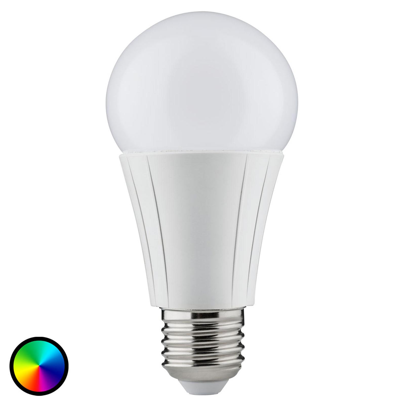 Paulmann Smart Friends E27 7,5W LED-pære, RGBW