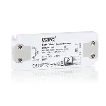 AcTEC Slim LED-Treiber CV 12V, 12W