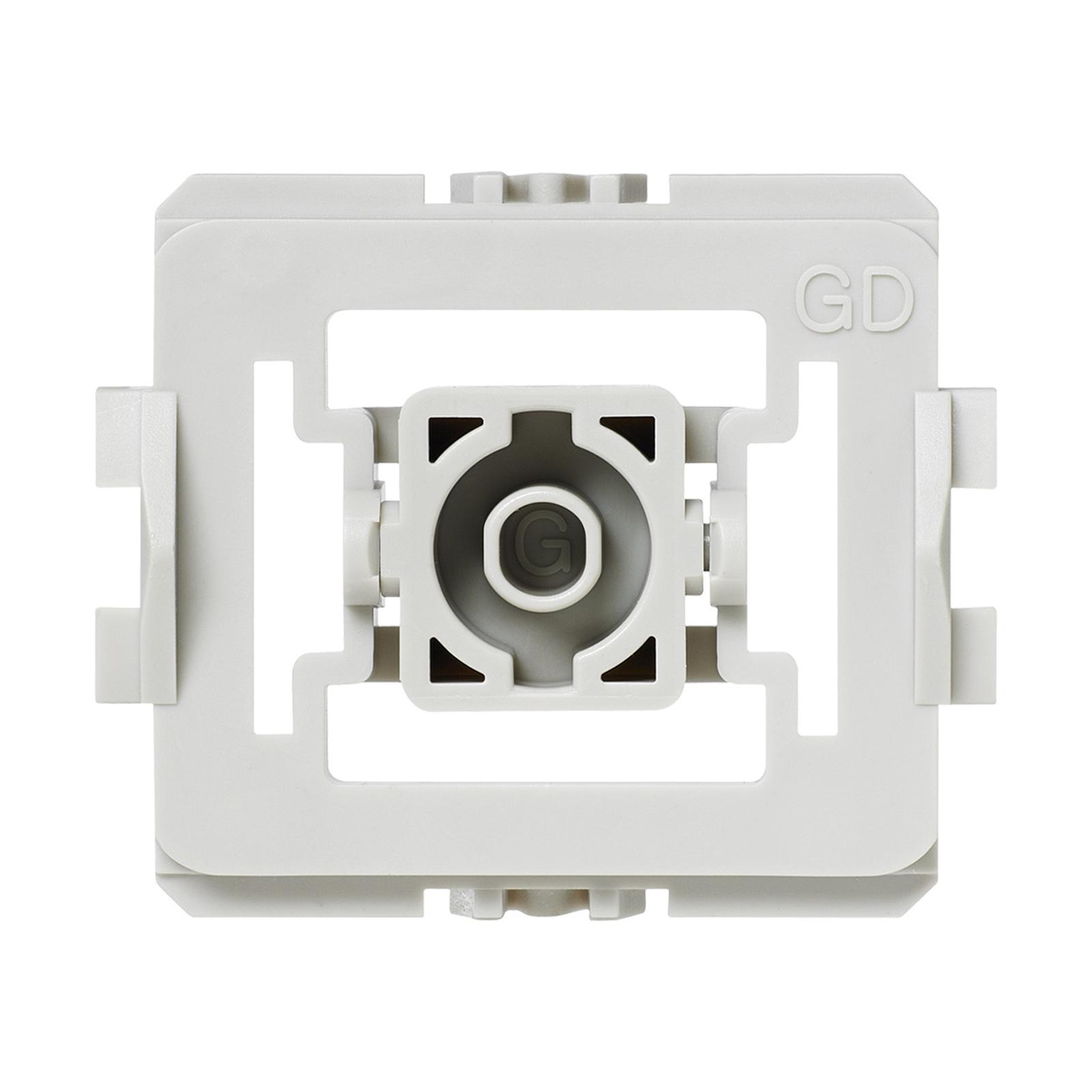 Homematic IP-adapter for Gira bryterstandard 1x