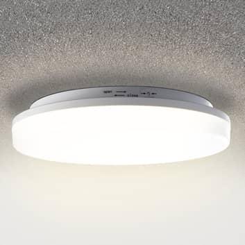 LED-taklampa Pronto med rörelsesensor