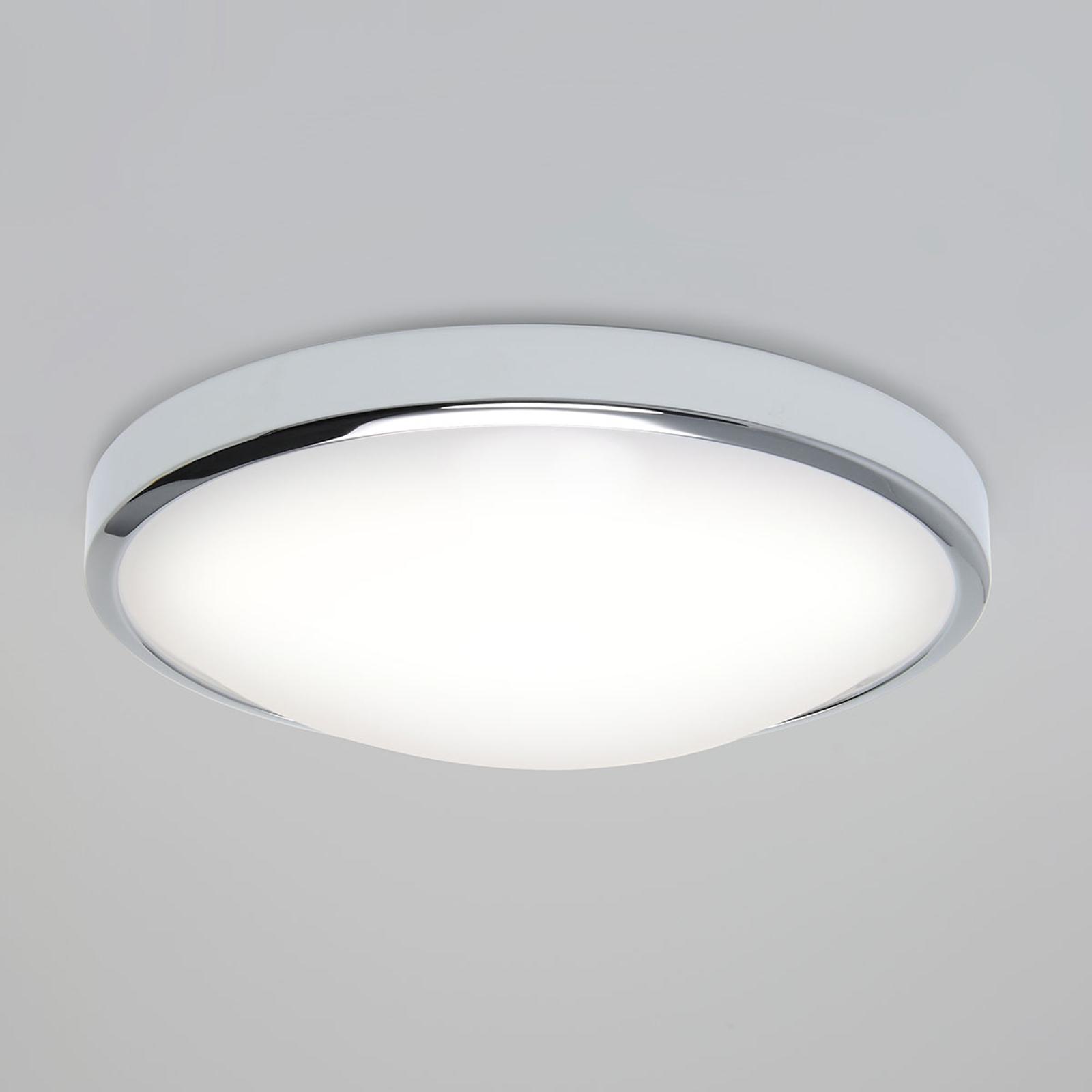 Osaka – okrągła łazienkowa lampa sufitowa z LED