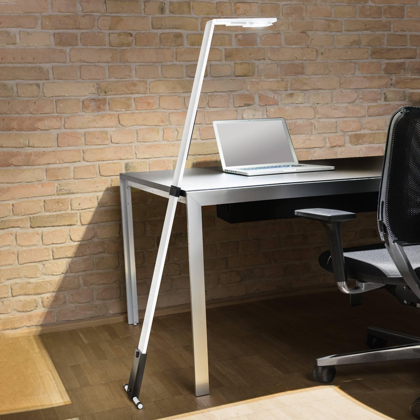 Luctra Flex lampadaire LED sans fil batterie blanc