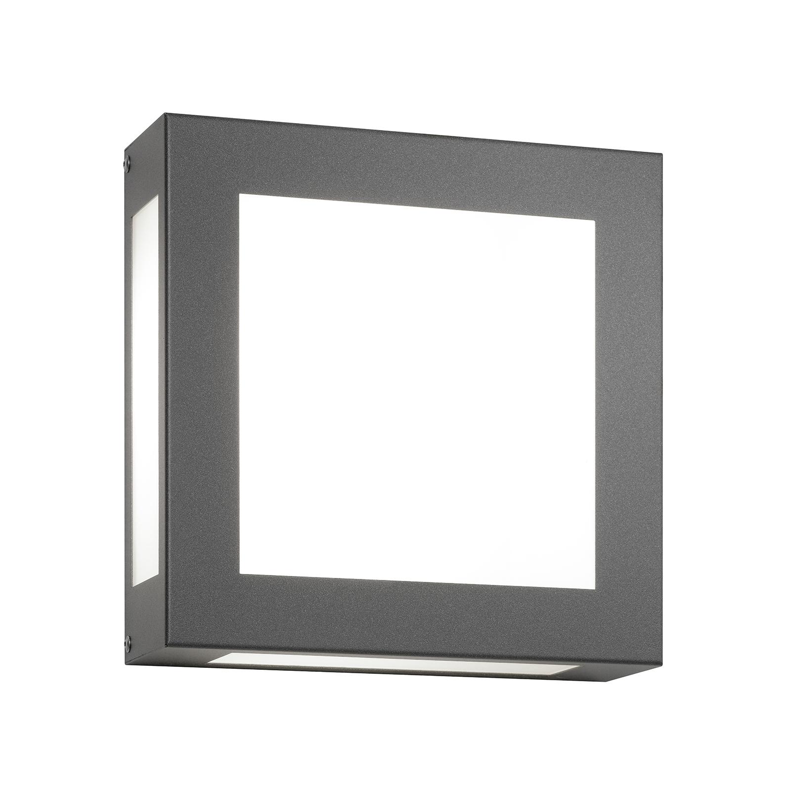 Applique d'extérieur LED Aqua Legendo, anthracite