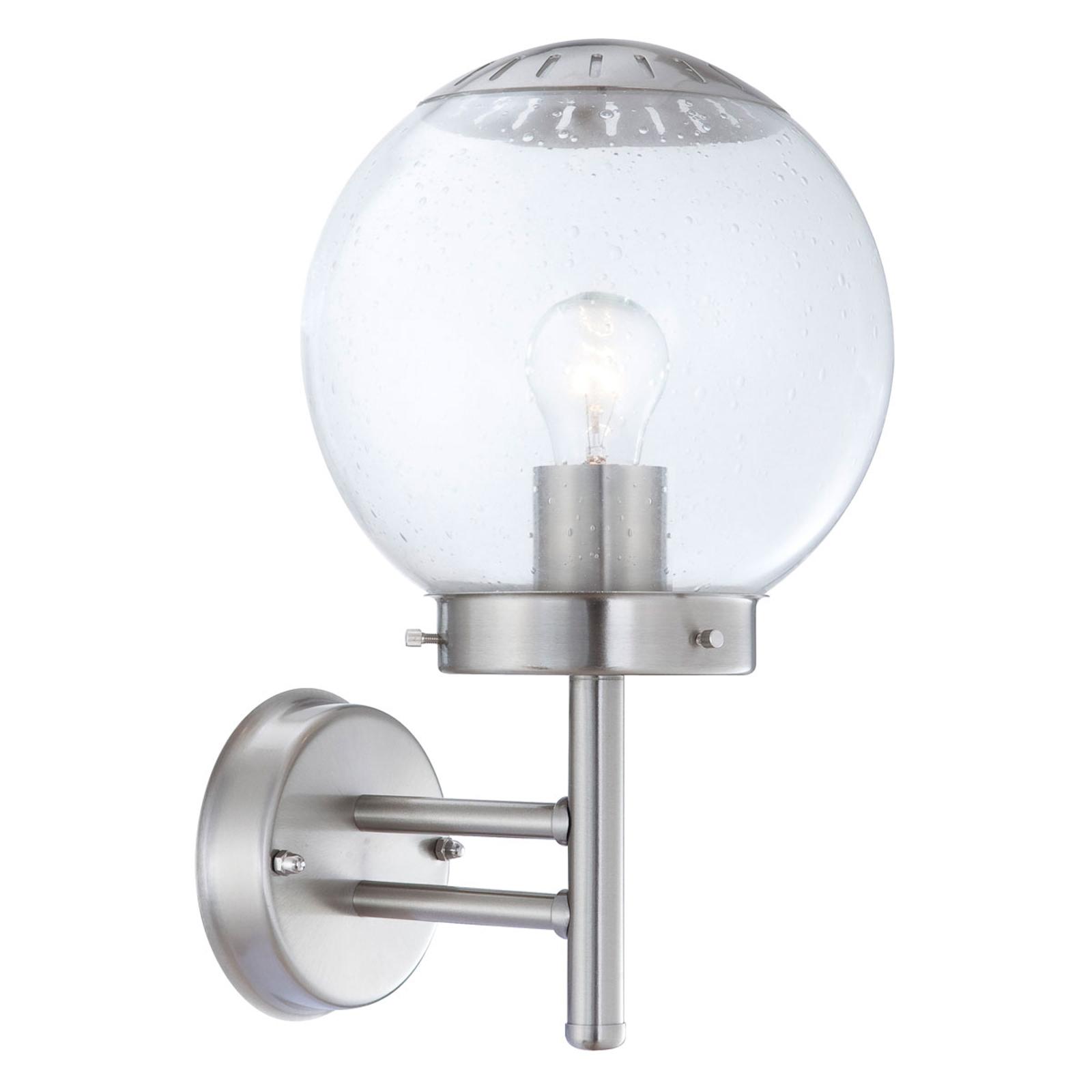 Vegghengt utelampe Bowle