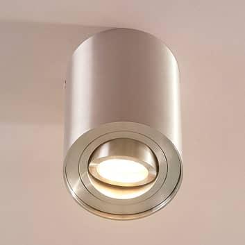 Stropní bodové světlo Jolina z hliníku