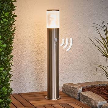 Svítidlo se soklem Belen se snímačem a s LED