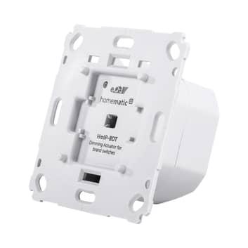 Homematic IP-dimactuator voor merkschakelaars