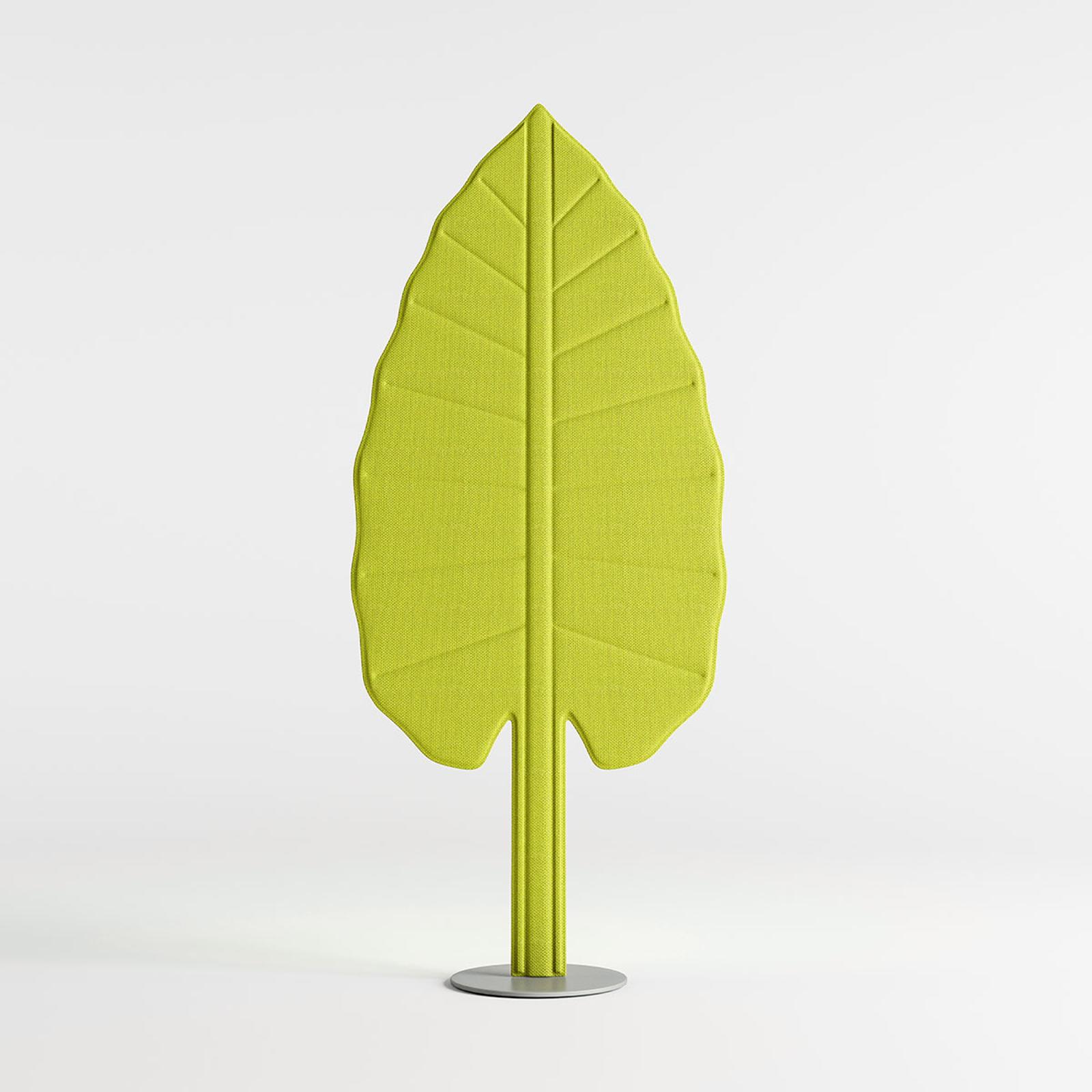 Rotaliana Eden Alocasia LED da terra, verde chiaro