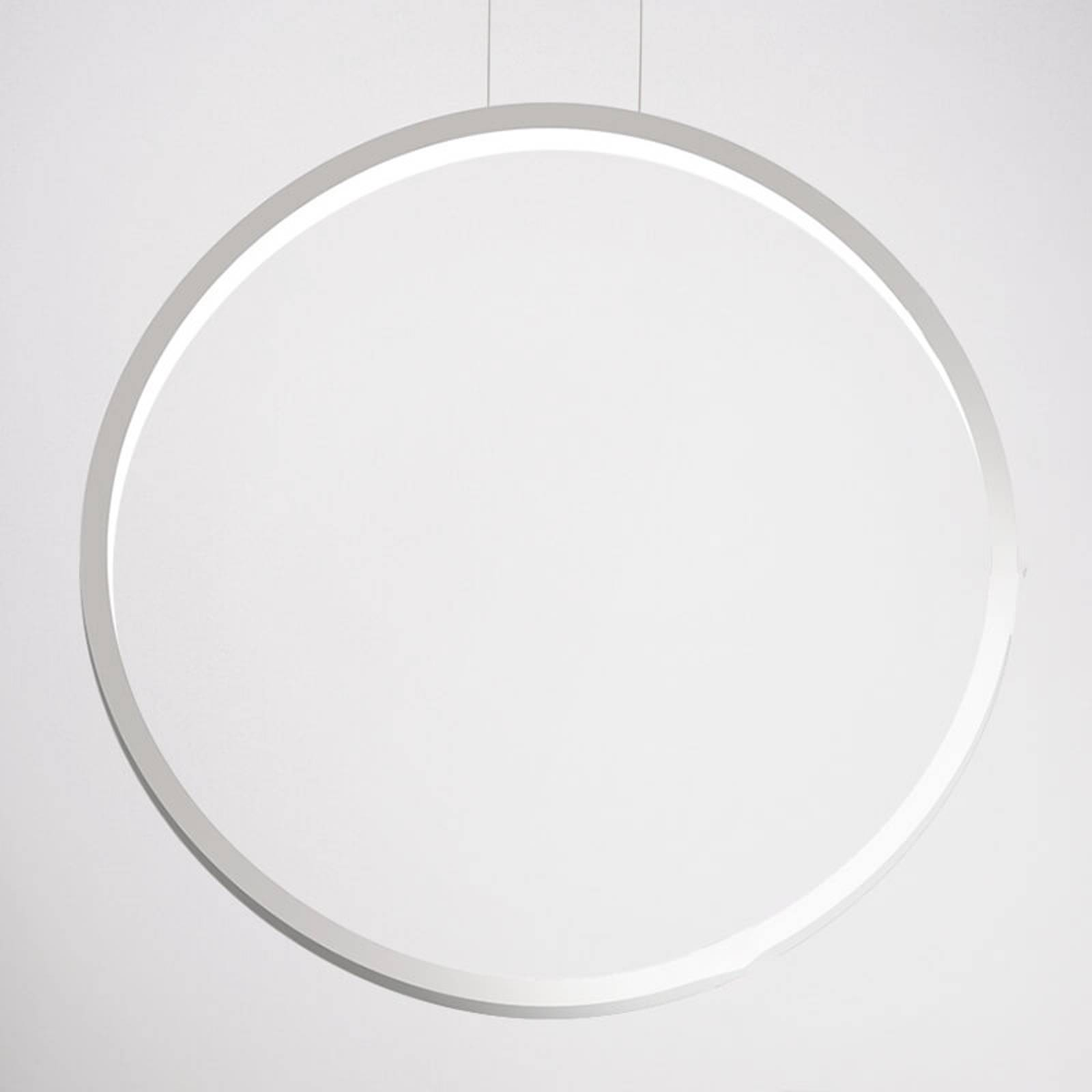 Designerska lampa wisząca LED Assolo, 70 cm