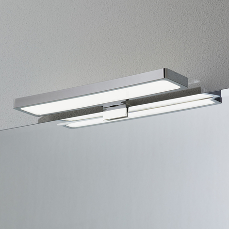 LED-Spiegelleuchte Paz, IP44