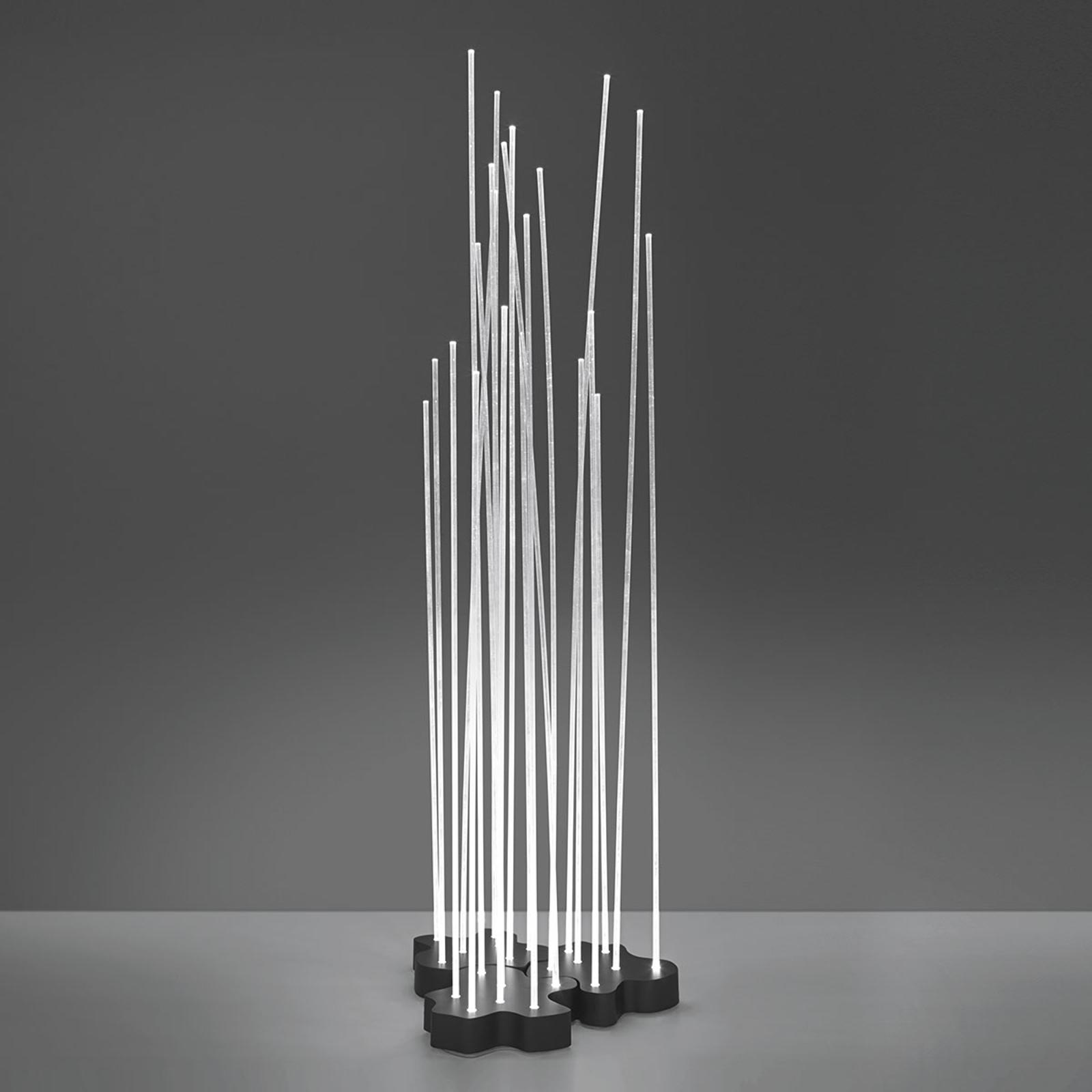 Artemide Reeds IP67 Triple LED-maavalaisin 3-os.