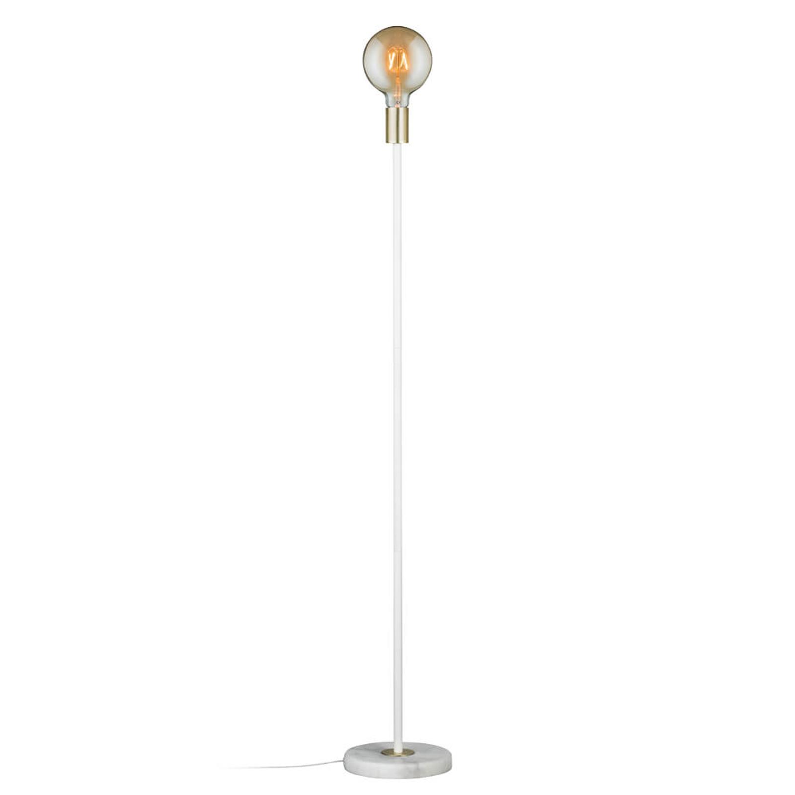 Minimalistyczna lampa stojąca Nordin