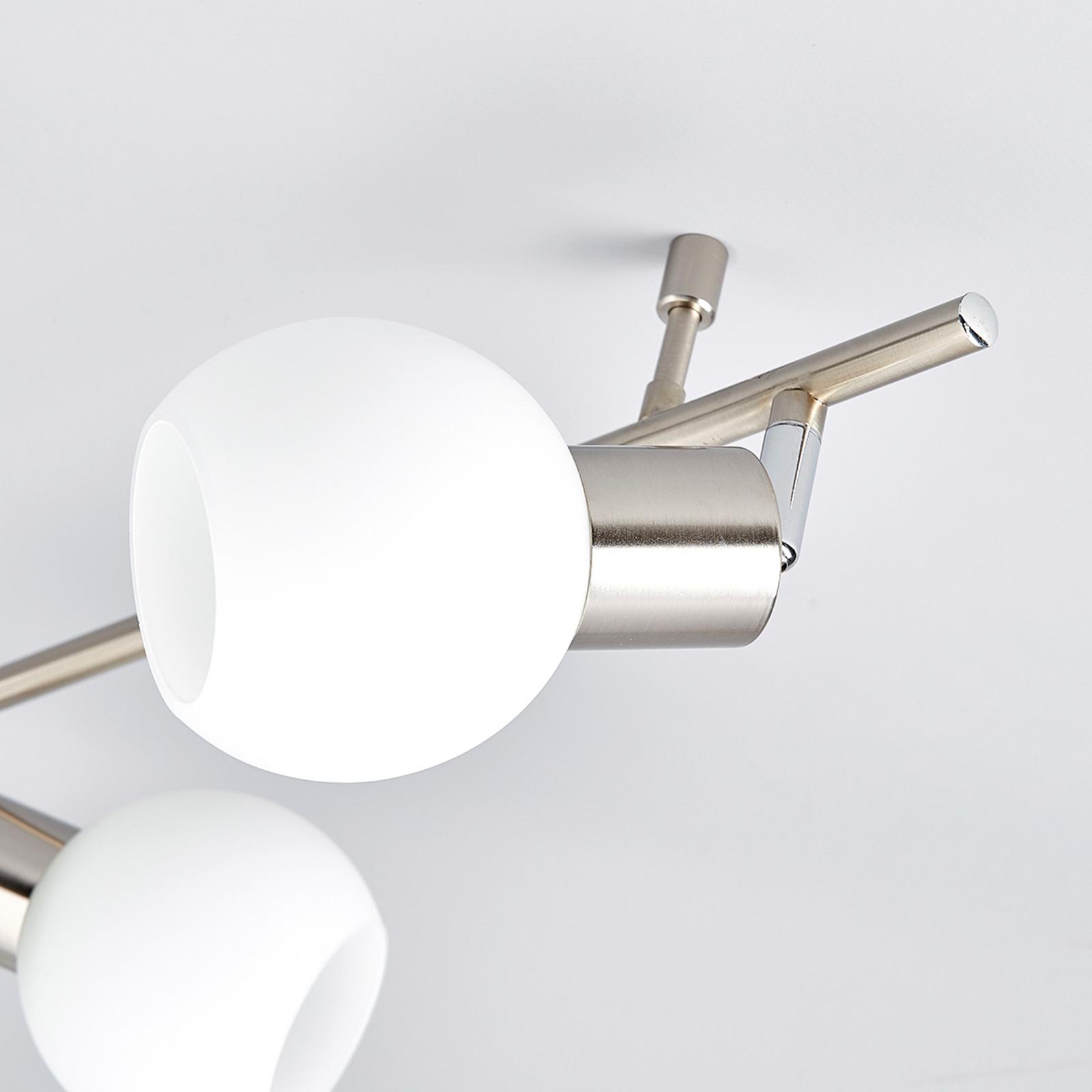 lumi/ère froide 6/000/K DYA Lot de 2/plafonniers tube lin/éaire LED