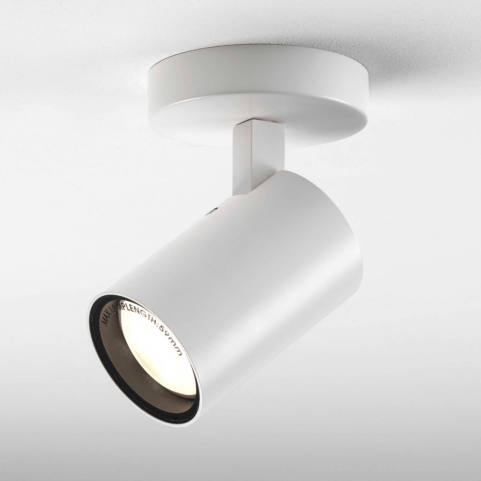 Astro Aqua Single LED badkamer plafondlamp wit