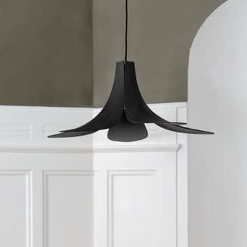 UMAGE Jazz hængelampe, sort ophæng, sort