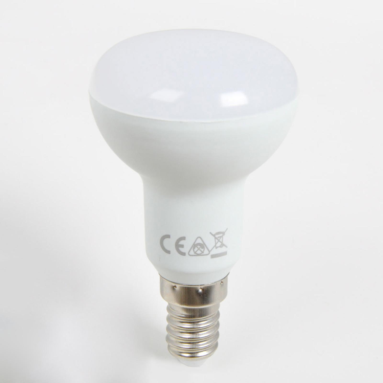 E14 5W 830 LED-reflektor R50 easydim