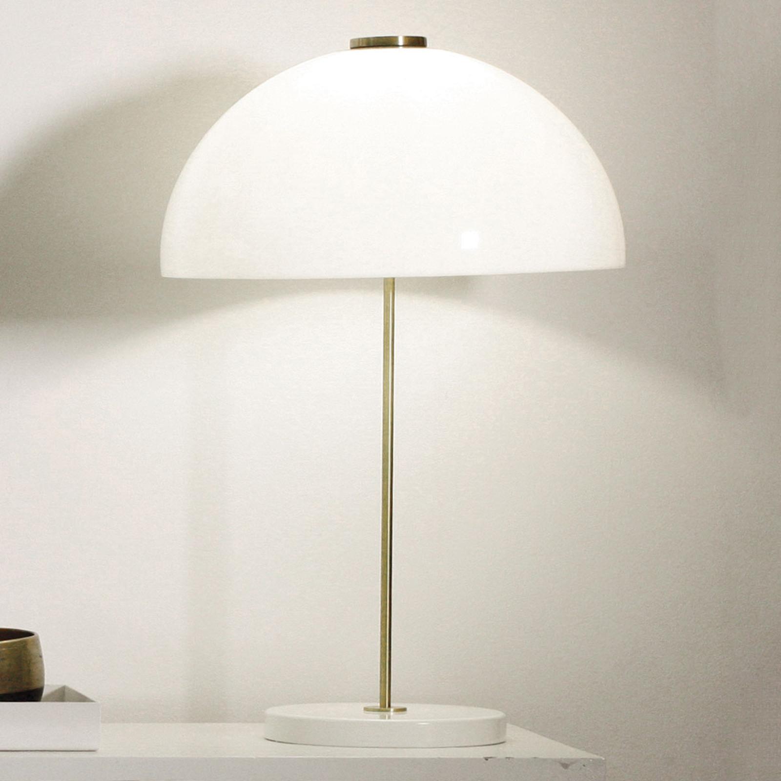 Innolux Kupoli lampe à poser pied blanc