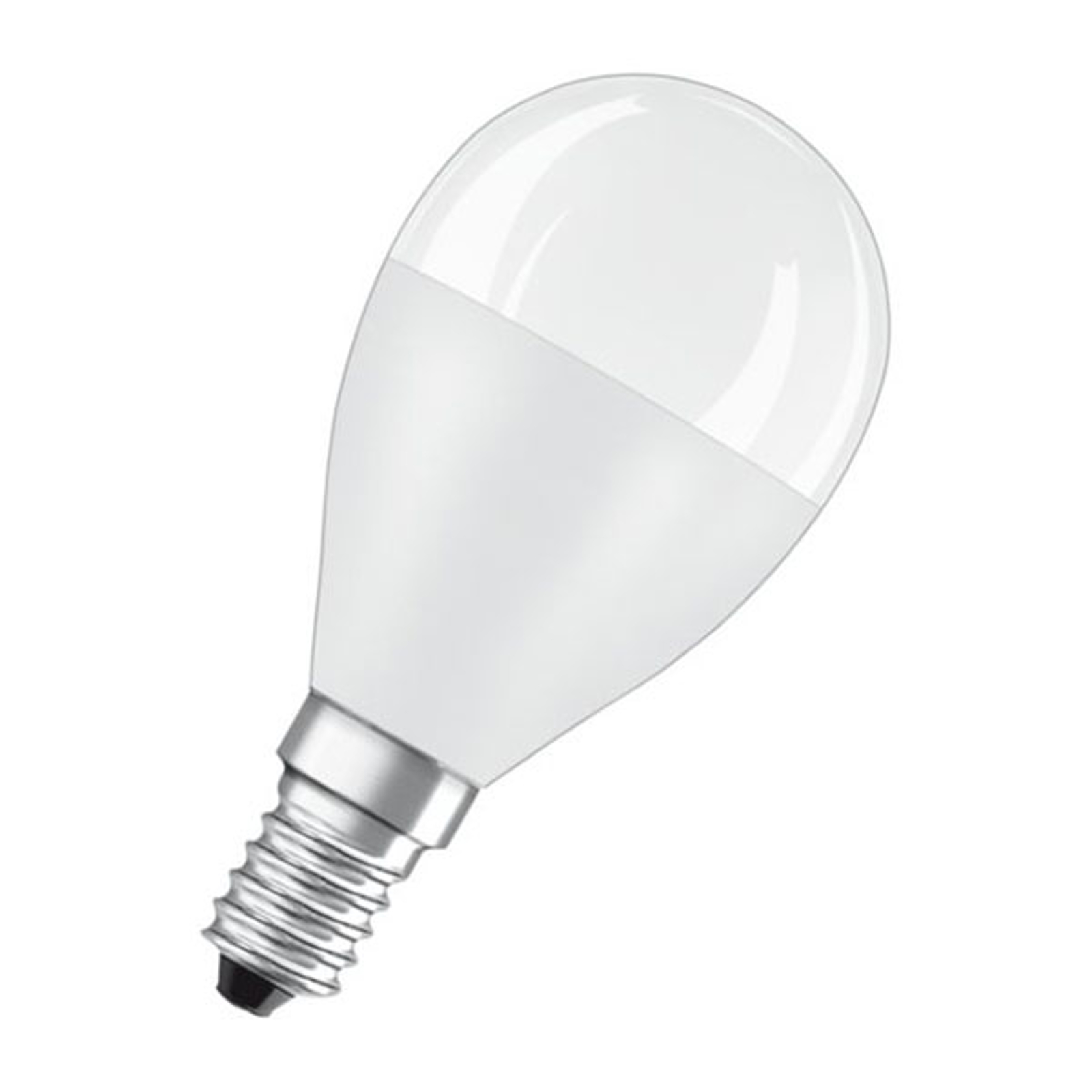 OSRAM Classic P LED-lampa E14 7,5 W 2700K matt