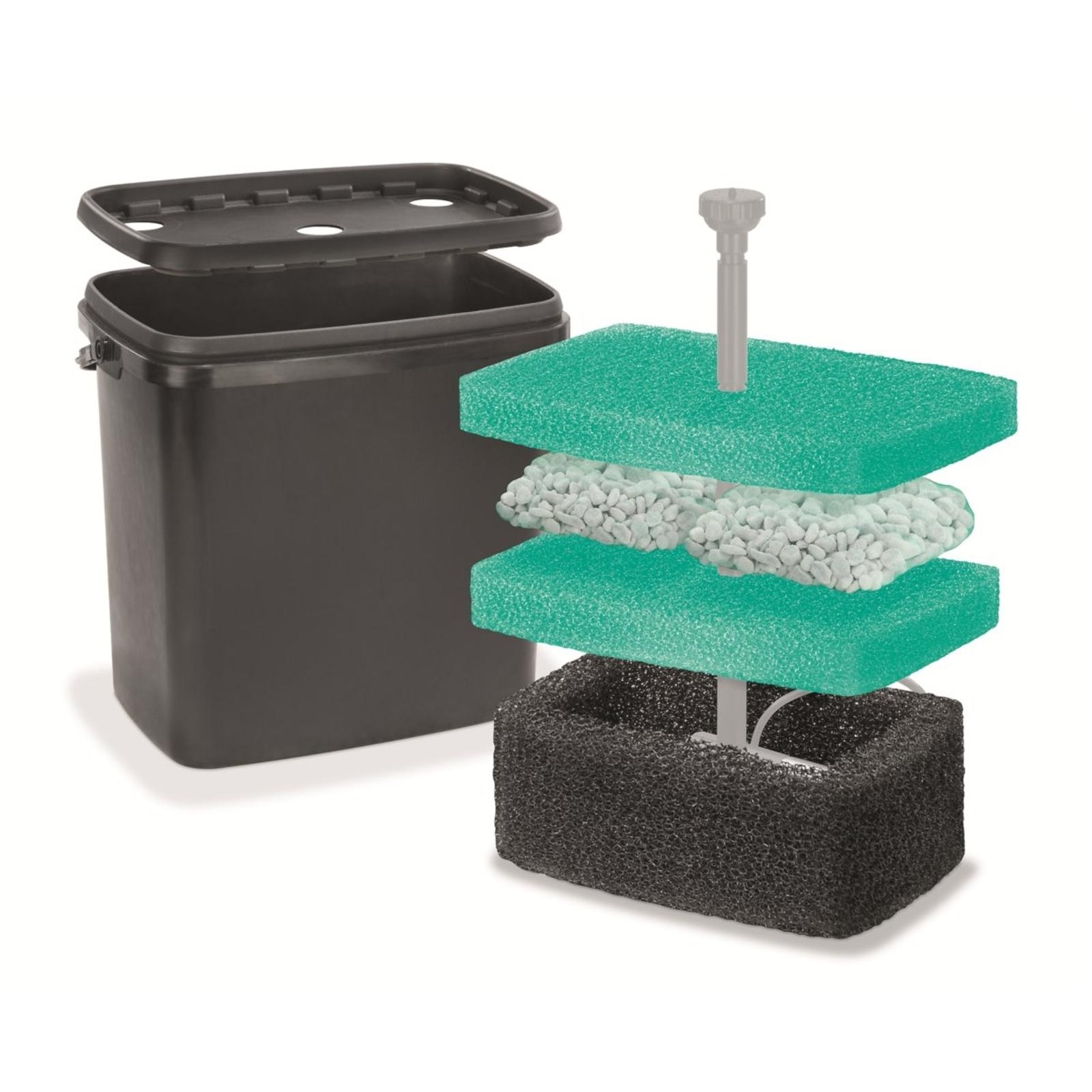 Rybníkový filtračný box čerpadlový Napoli & Siena_3012195_1