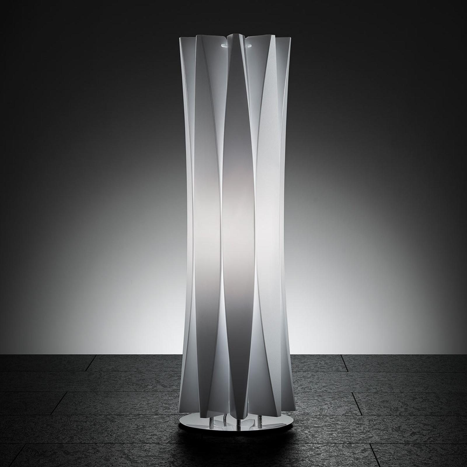 Slamp Bach tafellamp, hoogte 73 cm, wit