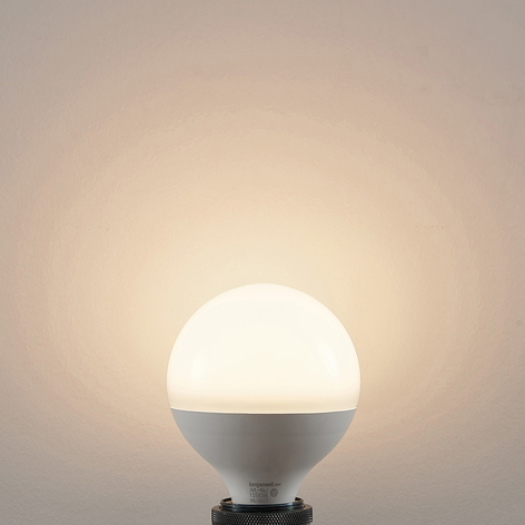 E27 12W 830 LED-Globelampe G95 easydim