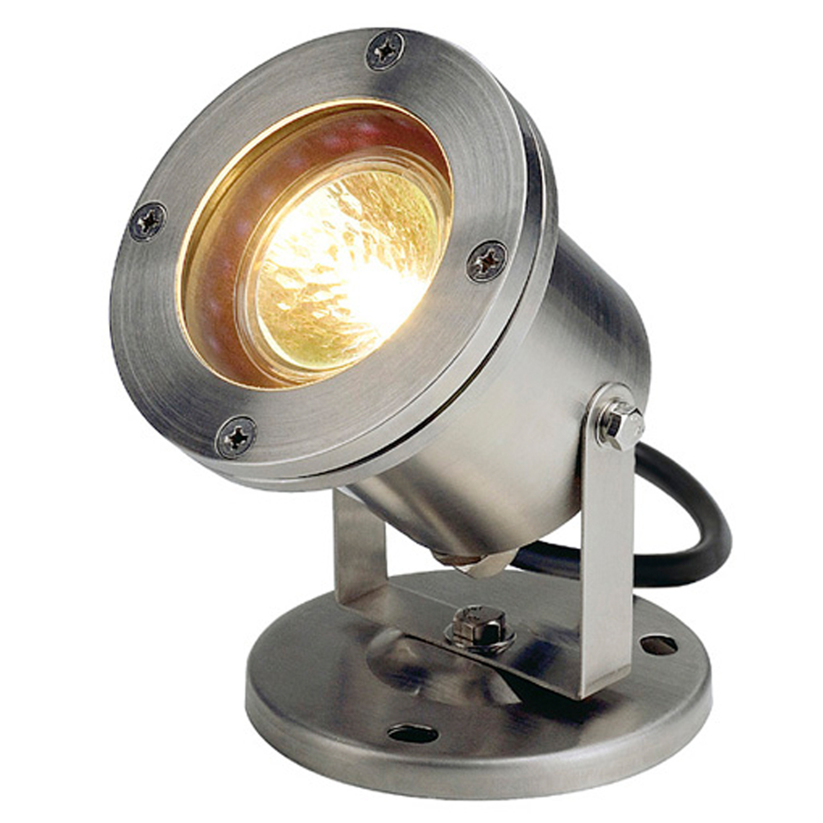 SLV Nautilus udendørs spotlampe IP67 MR16