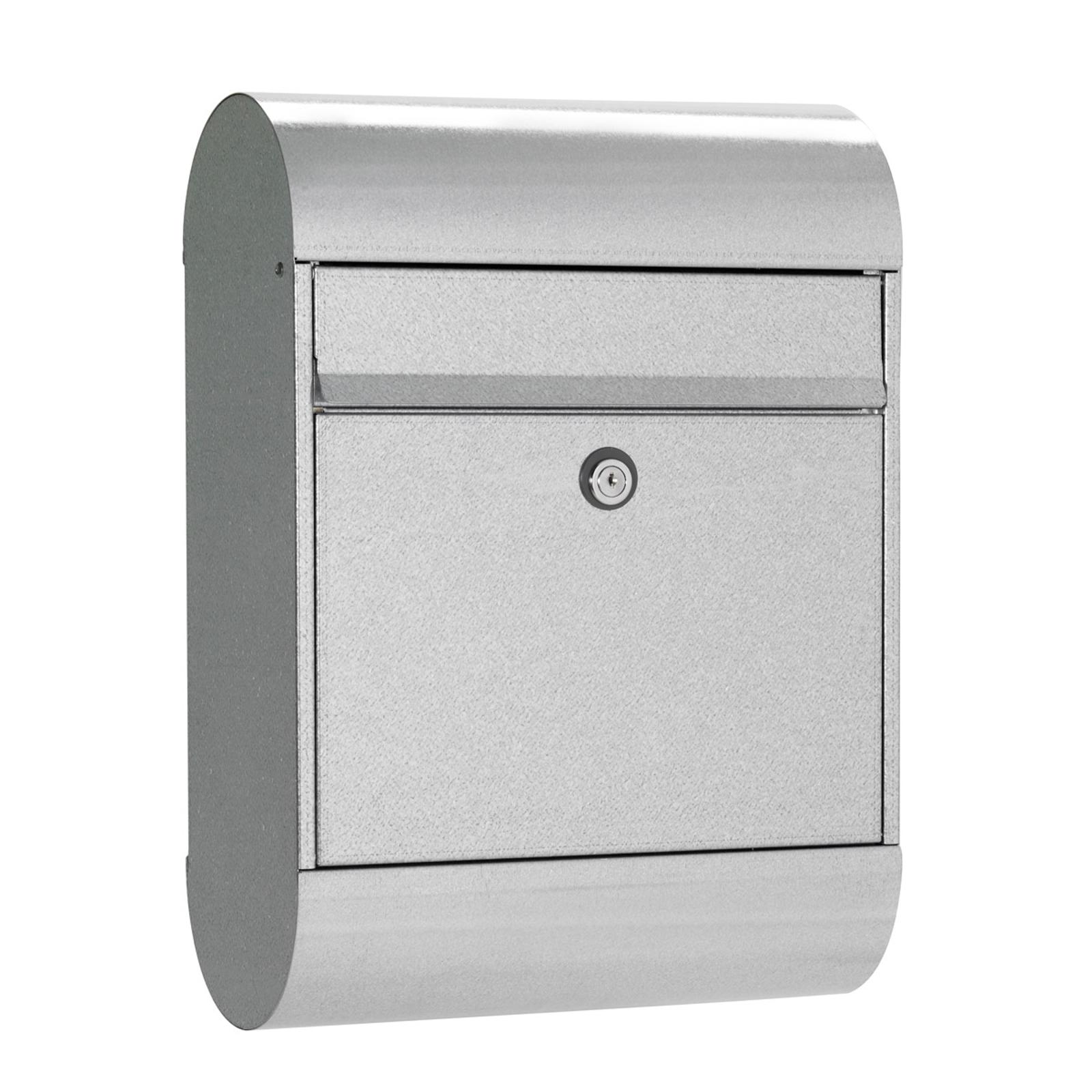 Skandinávská poštovní schránka 6000, ocel