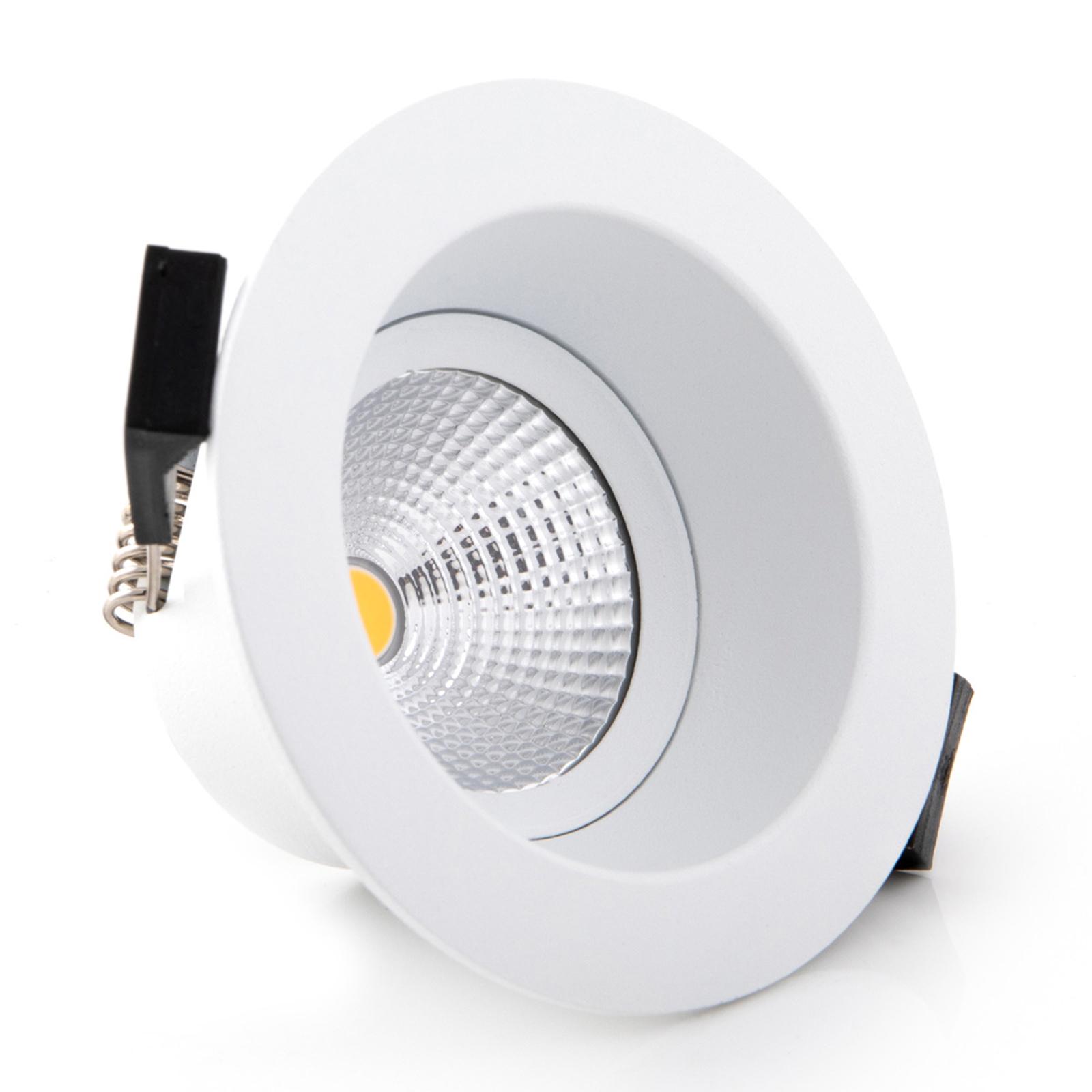 One Soft SLC LED inbouwspot wit 3.000K