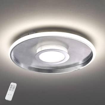 LED-Deckenleuchte Bug rund, chrom