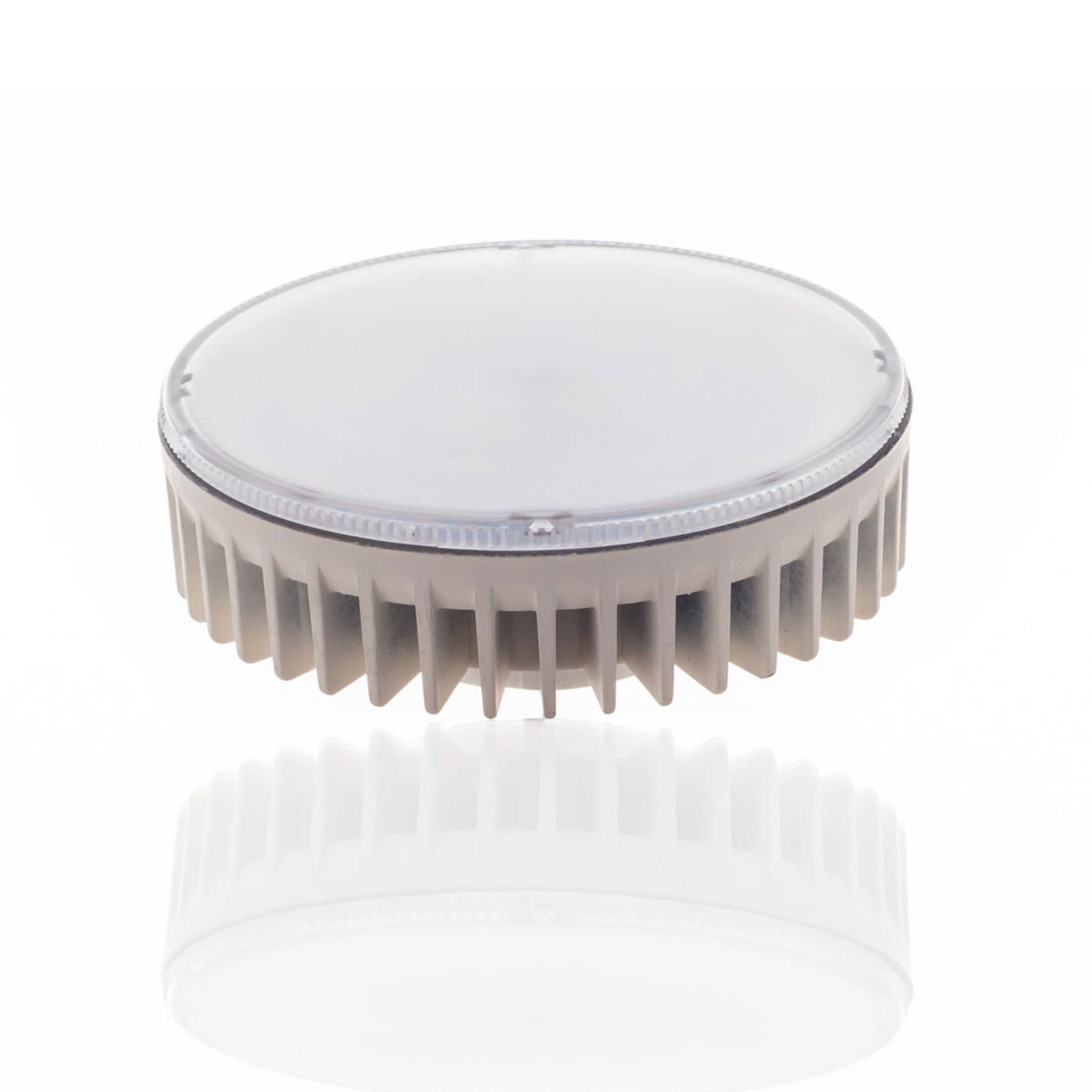Żarówka LED GX53 7W z 800 lm - ciepła biel