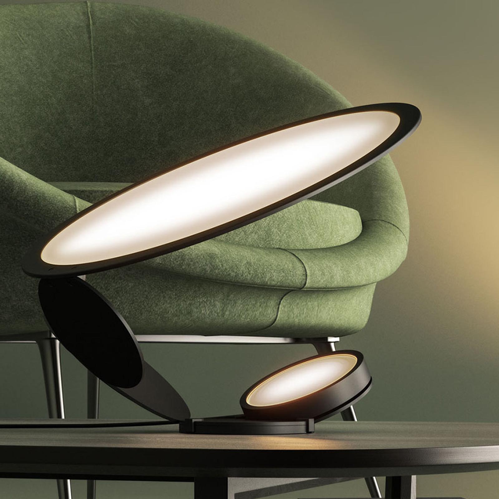 Axolight Cut designerska lampa stołowa LED