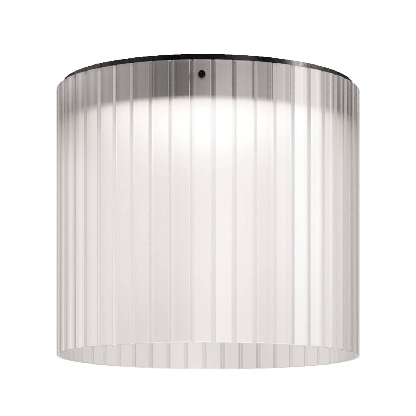 Kundalini Giass - LED-Deckenleuchte, Ø 40 cm, weiß