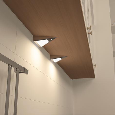 Arcchio Odia oprawa podszafkowa LED 2-punktowa