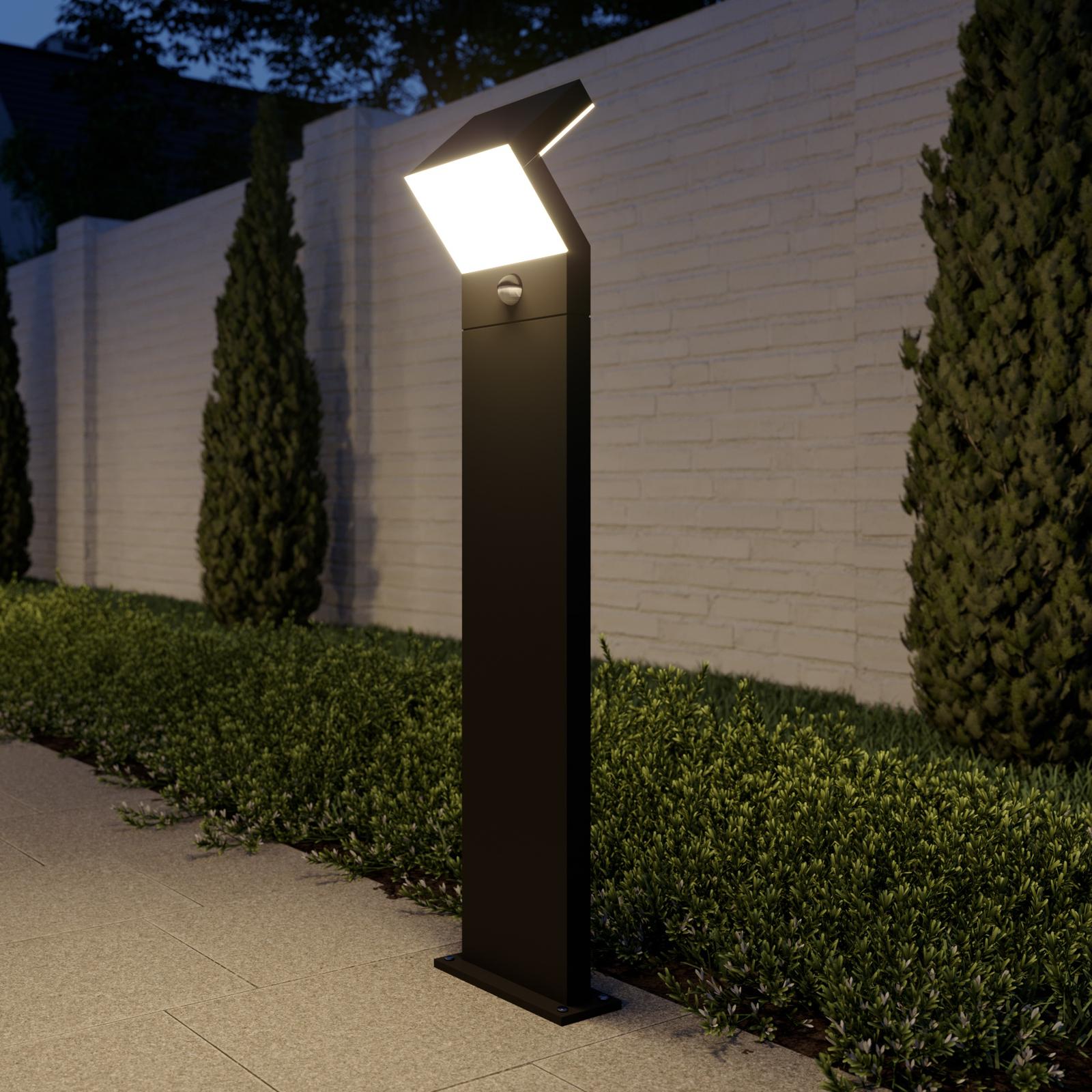 Arcchio Havin słupek oświetleniowy LED, czujnik