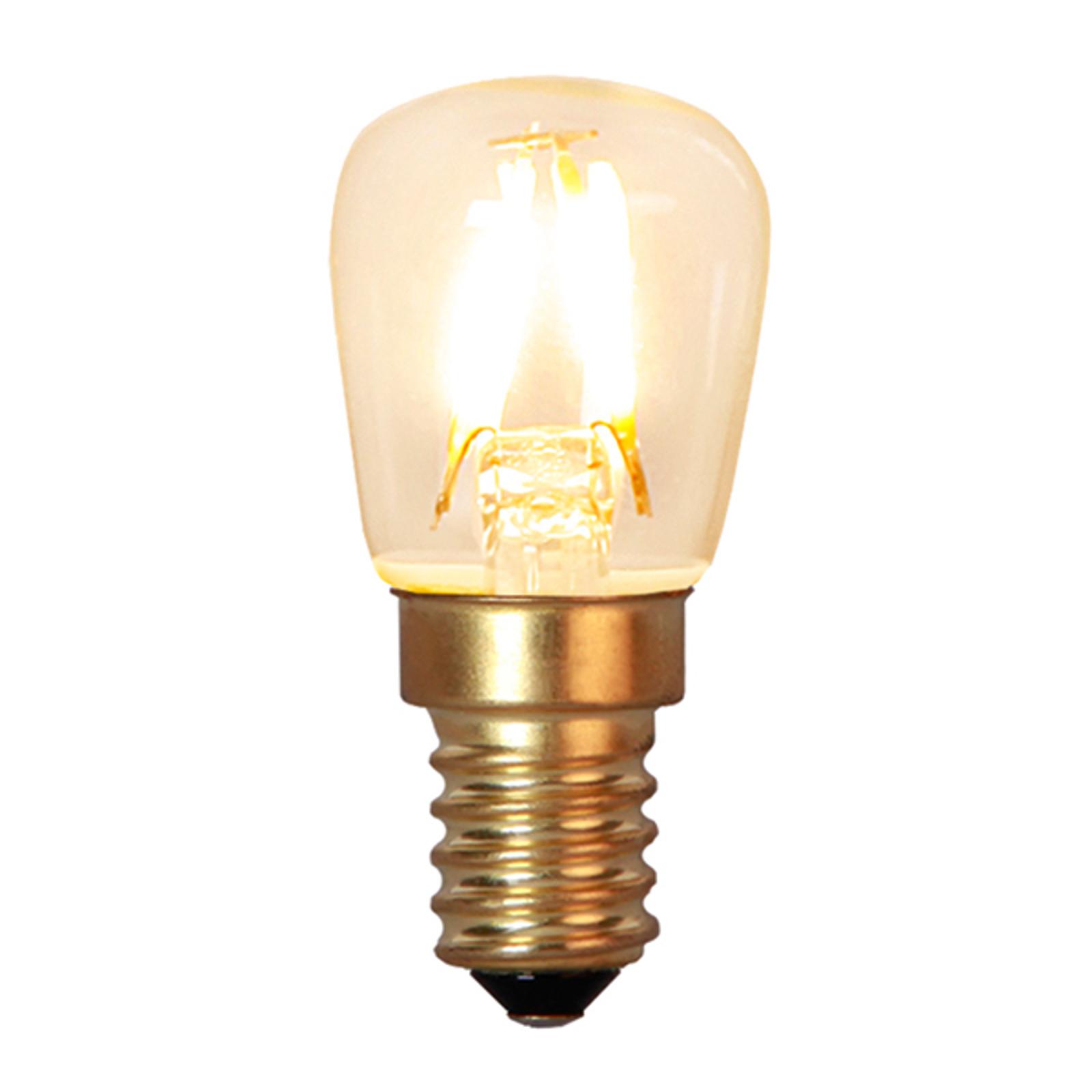 E14 1,3W 821 LED-lampa 2-pack set