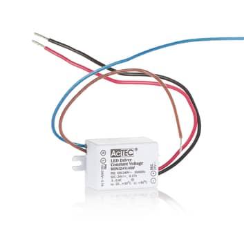 AcTEC Mini LED ovladač CV 24V, 4W, IP65