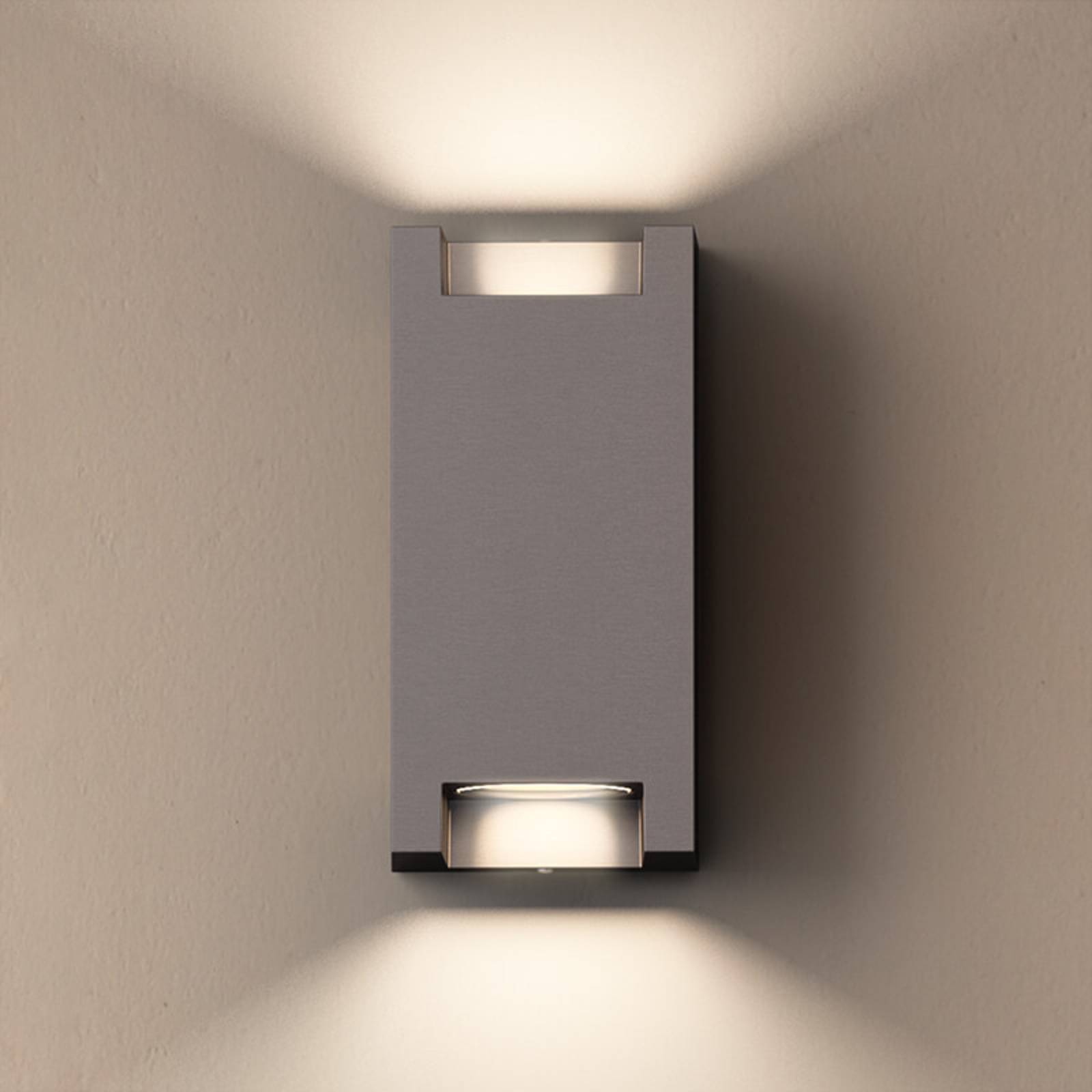 Trowel myGarden - markante buitenwandlamp