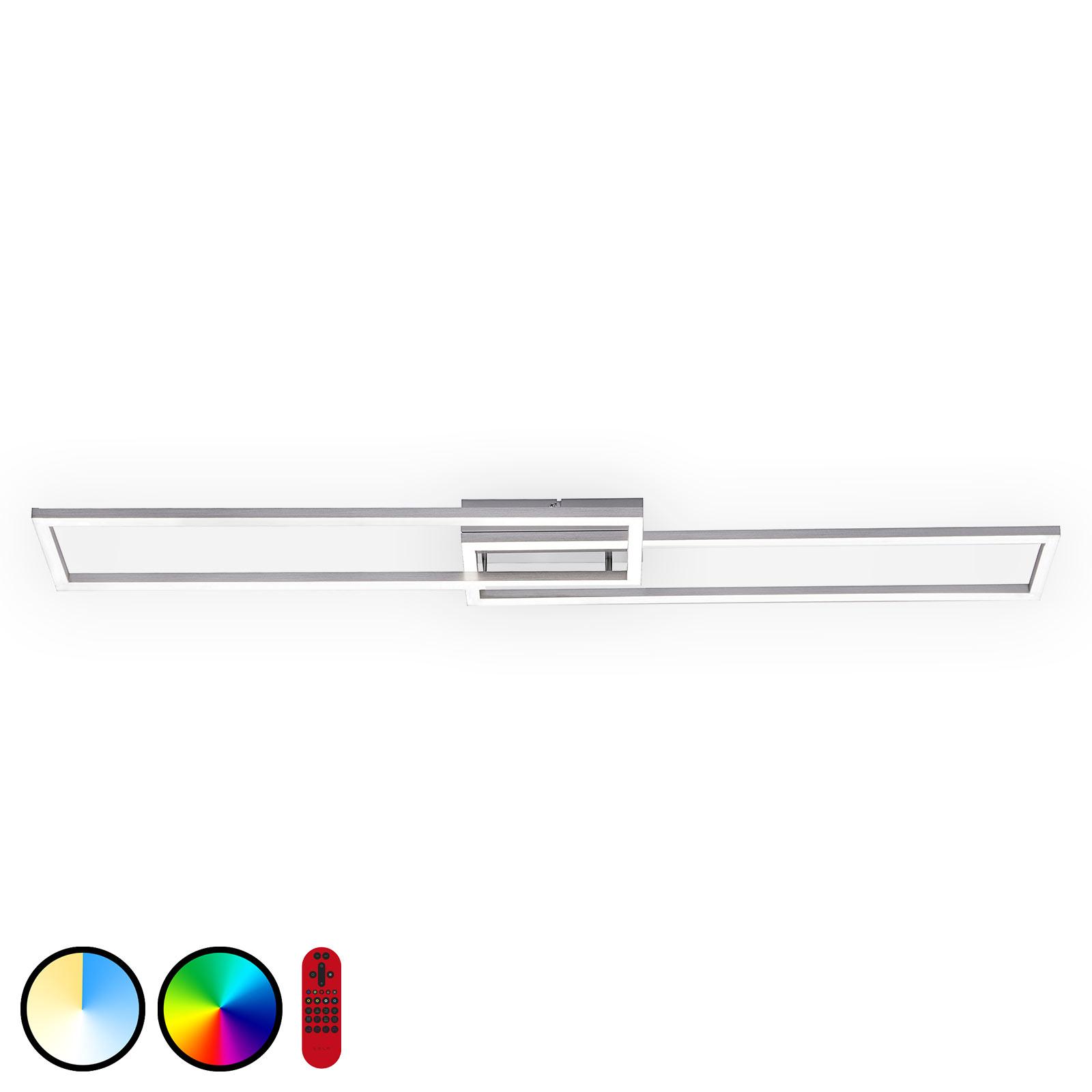 Lampa sufitowa LED LOLAsmart Maxi, 110 x 25 cm